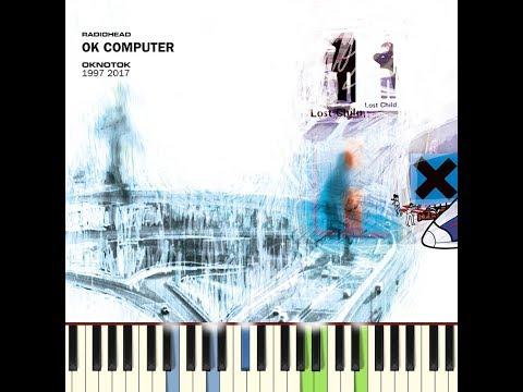 Radiohead - Man of War [Piano Cover]