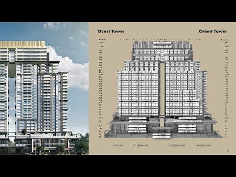 Top Skyline Building 2018 - Casa Meridian Residential Skyline Building Phnom Penh City Cambodia
