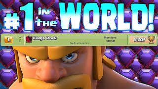 Clash Of Clans - TOP CLAN IN THE WORLD!! (Epic Clan War!!)