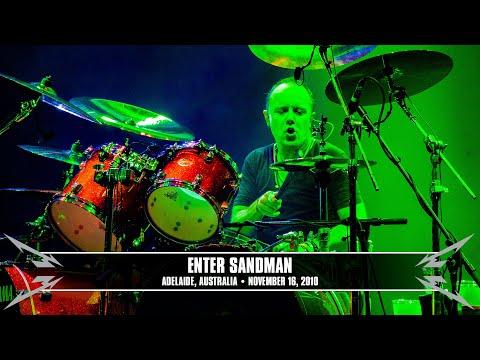Metallica: Enter Sandman (MetOnTour - Adelaide, Australia - 2010) Thumbnail image