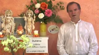 Duhkha – Leid, Schmerz - Sanskrit Wörterbuch