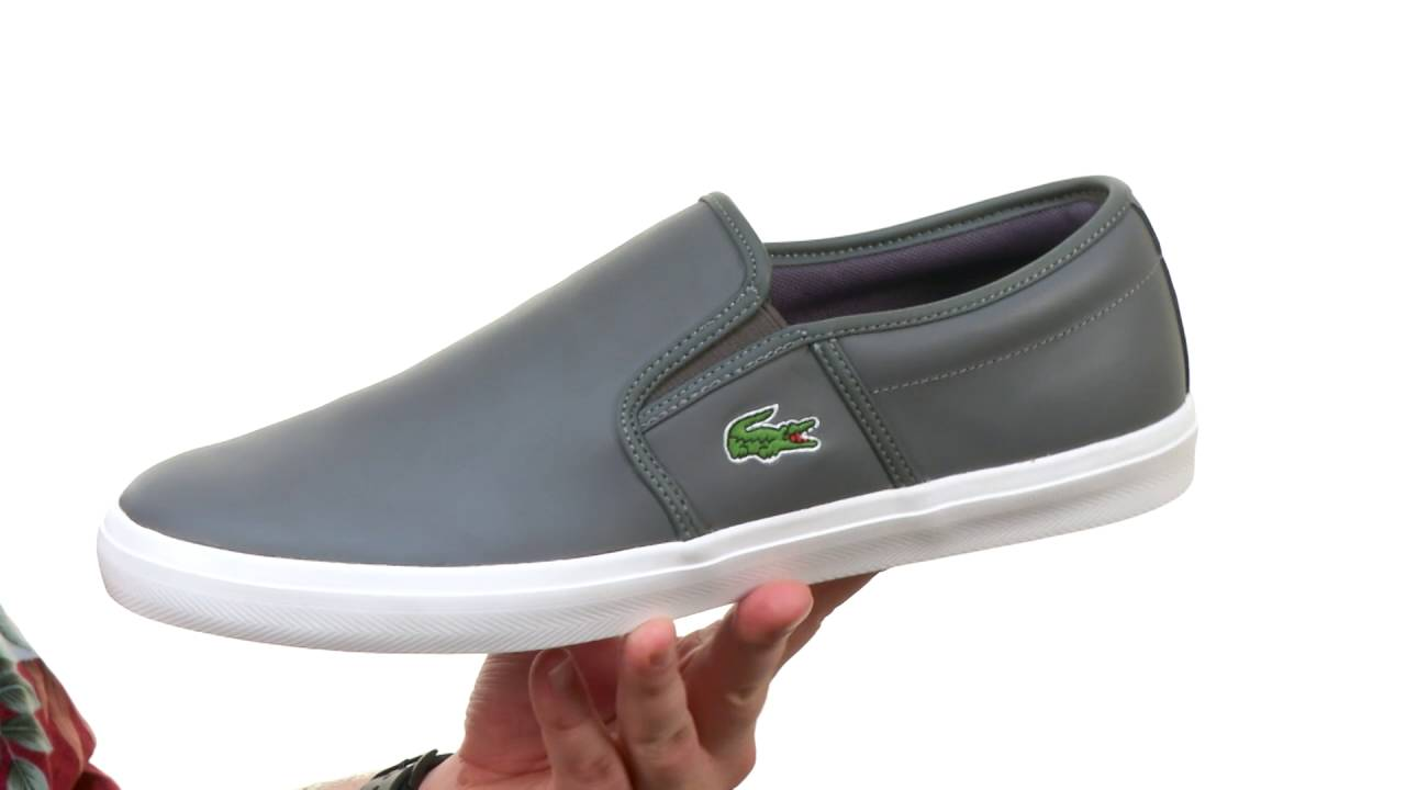 25a1ad1d54e566 Lacoste Gazon 316 1 SKU 8772796 - YouTube