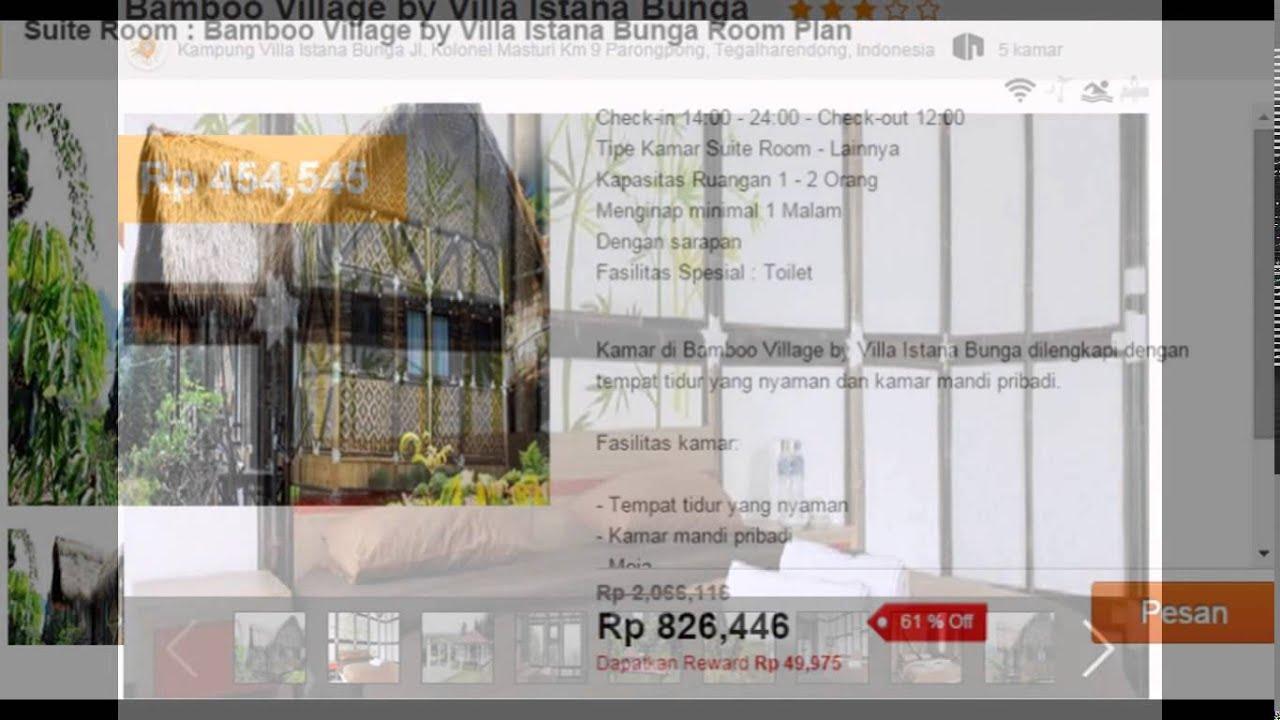 Hotel Bandung Dekat Paris Van Java ITB