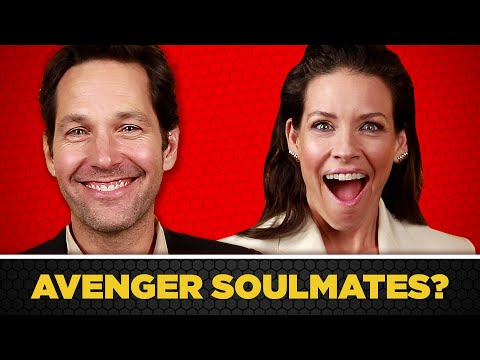 "The Cast Of ""Ant-Man And The Wasp"" Found Out Which Avengers Are Their Soulmates"