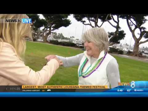 05 10 2017   KFMB 6 a m    Gator by the Bay live