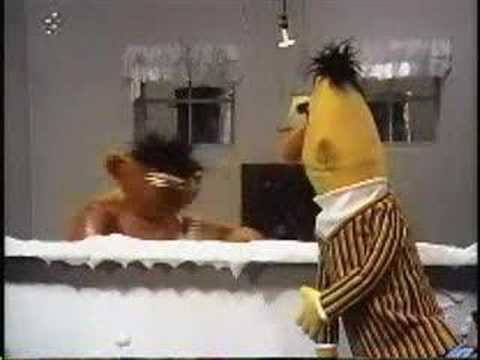 Sesame Street Ernie And Bert S Debut Youtube