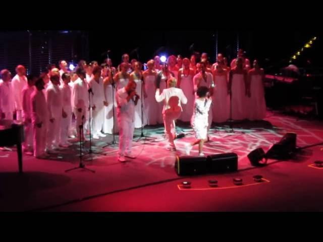 Giorgia, Roma 25/6/2012, E' l'amore che conta, SAT&B di Maria Grazia Fontana