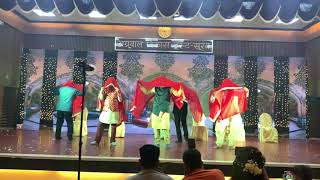 Best comedy dance | groom's jijaji | Sangeet | Dil cheez kya hai | zamana to hai Naukar | lolipop