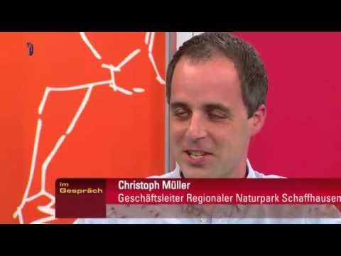 Im Gespräch mit Christoph Müller - Der Regionale Naturpark zu Gast bei Tele D