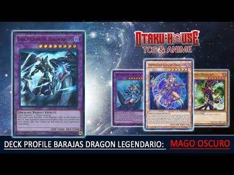 Deck Profile Barajas Dragón Legendario – Mago Oscuro (Oct-2017)
