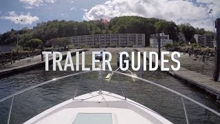 Boat Trailer Guide Install - Project 1