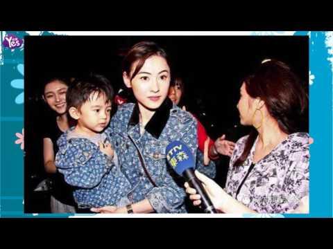 谢霆锋陪王菲一年只见儿子三次 张柏芝称儿子把自己当男人