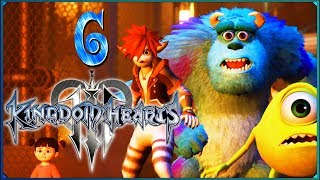 Kingdom Hearts 3 #6 - Bu