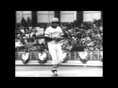 Opening Day 1972 Highlights - Pirates v Mets (Ellis v Seaver)