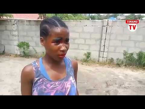 Funny Swahili Girl Birthday Surprise MUST WATCH!!!!!!