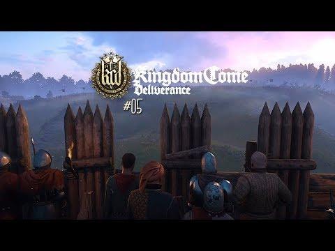 KINGDOM COME: DELIVERANCE #05 🛡 Zu doof um zu entkommen!