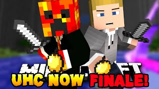 'THE FINAL BATTLE!' - UHC NOW! #4 (Season One) - w/ Preston & Kenny - Minecraft Ultra Hard Core