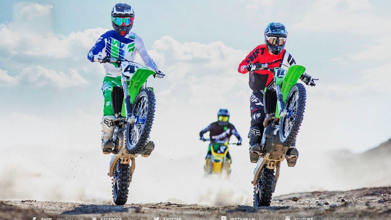 Wallpaper Gambar Motocross