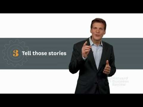 The Power of Stories in Corporate Culture