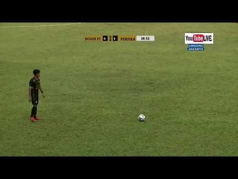 HIGHLIGHTS Bogor FC vs Persika, Babak 128 Besar Piala Indonesia 2018