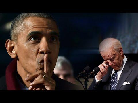 Panel: Obama's loud silence on Biden, migrant raids imminent