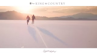for KING & COUNTRY - amen