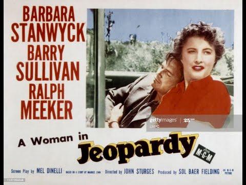 Jeopardy 1953) Trailer