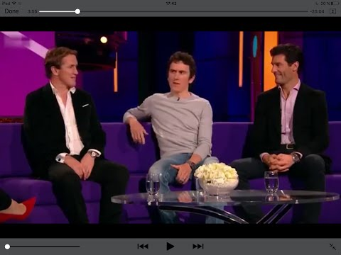 Mark Webber on the Clare Balding Show. 28 Dec 2015