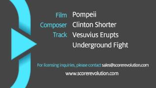 """Pompeii - Clinton Shorter - """"Vesuvius Erupts Underground Fight"""""""