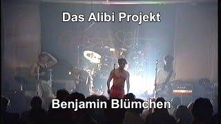 Das Alibi Projekt - Benjamin Blümchen ... Live Kirchheim 1992