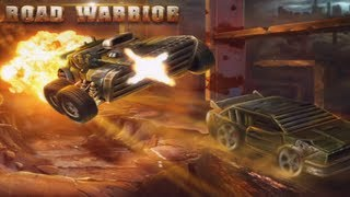 Road Warrior Racing Multiplayer (Top Free Apps And Games) - [iOS] Gameplay