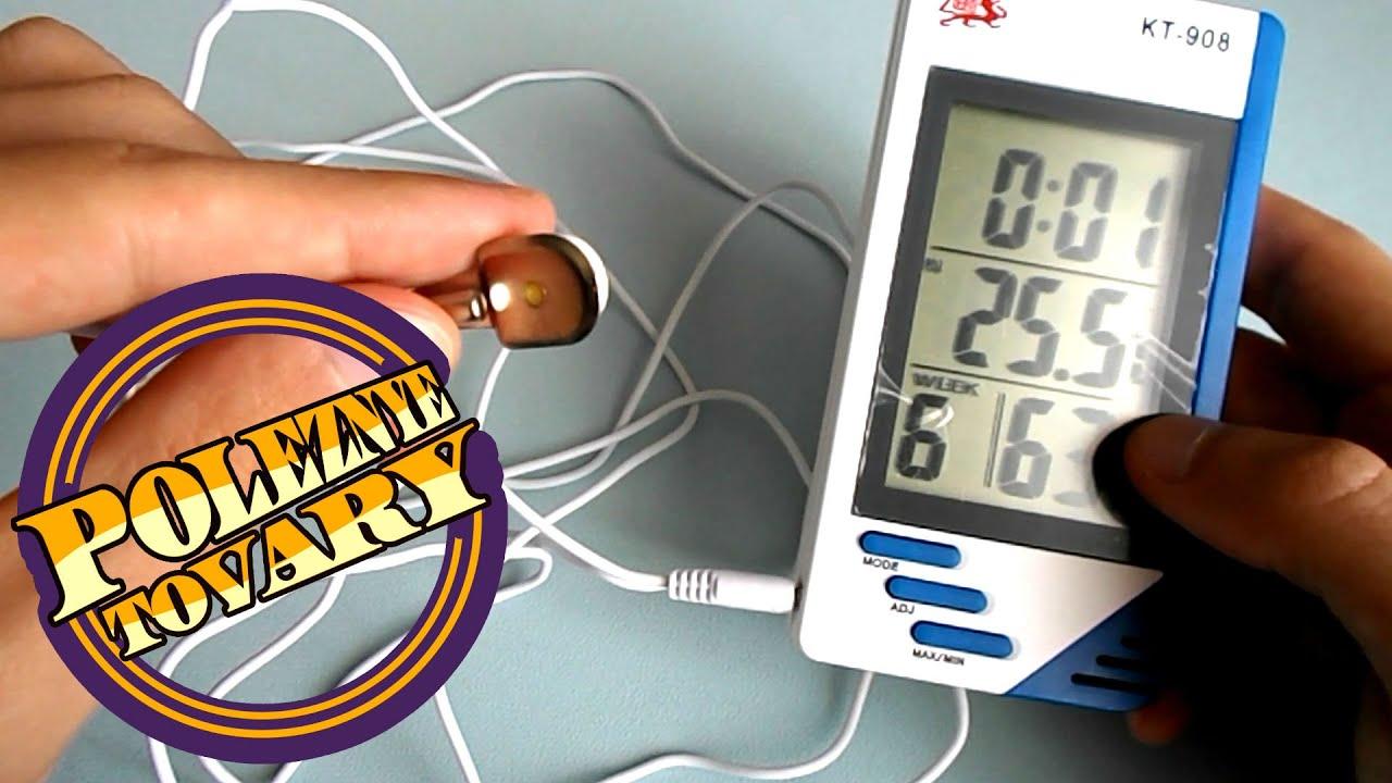 инструкция по применению электронного термометра кт
