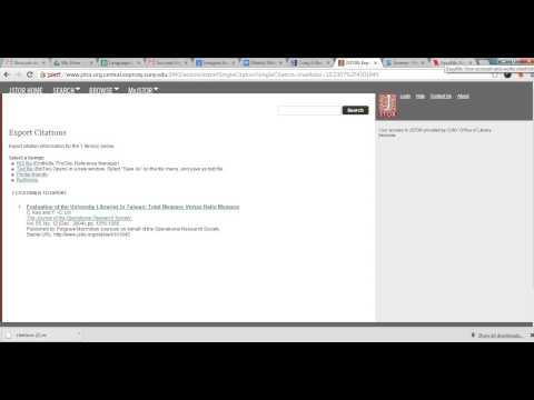 Step    Getting Citations into EasyBib   EasyBib User Guide     SlideShare APA Citations from Library Databases Using Easybib