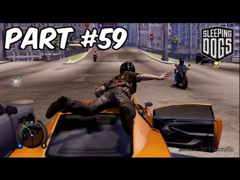 Sleeping Dogs - Gameplay Walkthough (Part 59) - Martial Arts School thumbnail