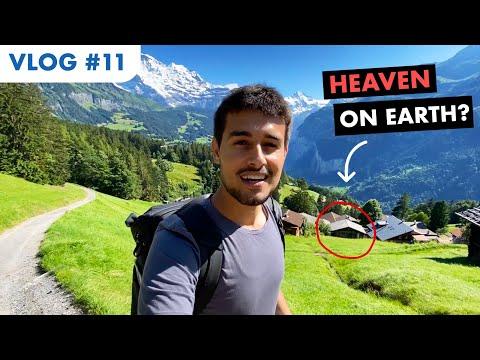 Swiss Mountain Life | Dhruv Rathee Vlogs