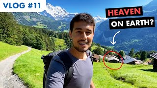 Swiss Mountain Life | Dhruv Rathee Vlogs