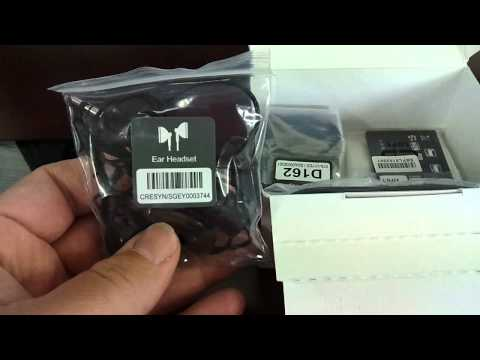LG OPTIMUS CHAT C550 Unboxing Video - Phone in Stock at www.welectronics.com