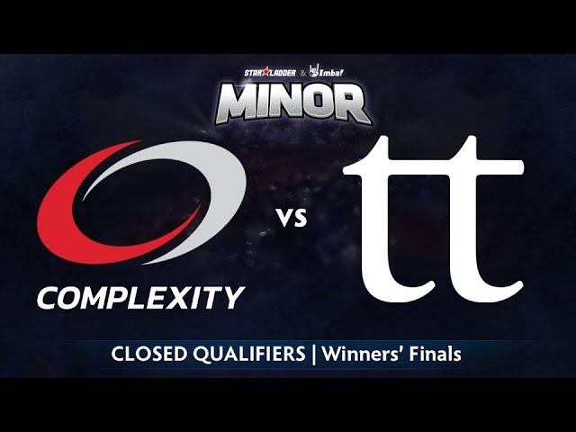 compLexity vs Team Team Game 2 - StarLadder ImbaTV NA Qualifier: Winners' Finals