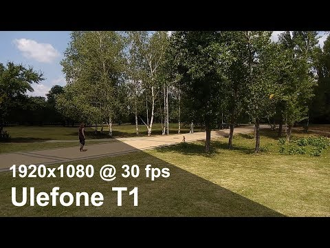 Ulefone T1 - 1080p camera video sample. FULL REVIEW in 10 pages! (link)