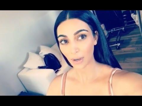 Kim Kardashian leaked sex movie with boyfriend