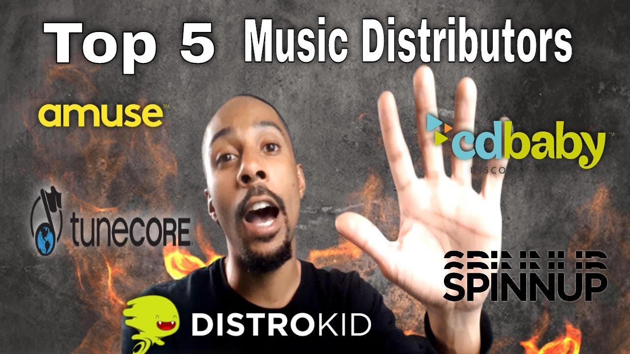 2020's Top 5 Music Distribution Companies