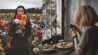 How to Edit Like @PETER MCKINNON   Photoshop   Photo Effects   CAMERA RAW FILTER