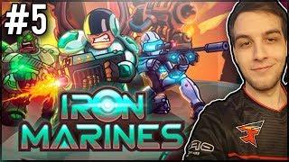 OSZUKAŁEM GIERECZKĘ! - Iron Marines #5
