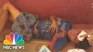 Israeli Airstrike Kills 4 Palestinian Boys Playing Soccer | NBC News