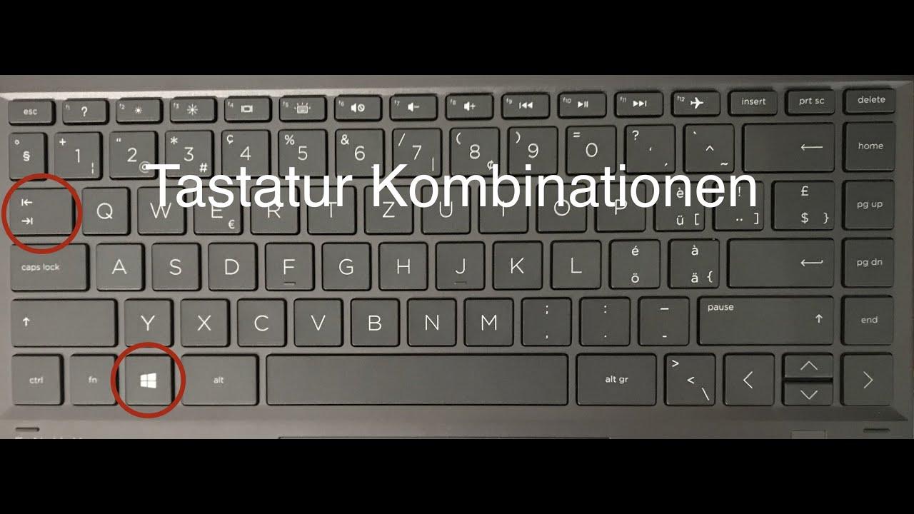Windows Tastatur