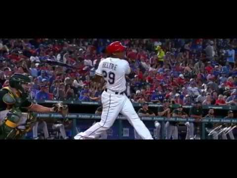 Adrian Beltre  Thunder  Texas Rangers Highlight Mix