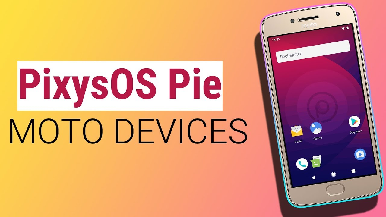 PixysOS (Android 9 0 Pie) Update For Moto G5 Plus, Moto G & More Moto  Devices