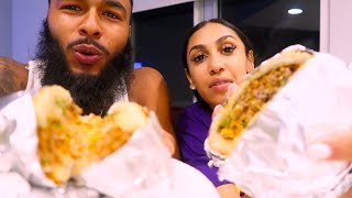 COOKING WITH THE ROYAL FAMILY (BRONX EDITION | CHOPPED CHEESE)