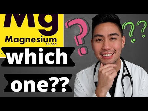 What Is The Best Magnesium Supplement To Take?