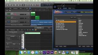 Part 3: Logic X: Setting Up & Exporting Midi Lighting Cues For DMXis To Qlab